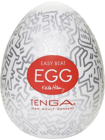 Tenga Egg: Keith Haring Party, Runkägg