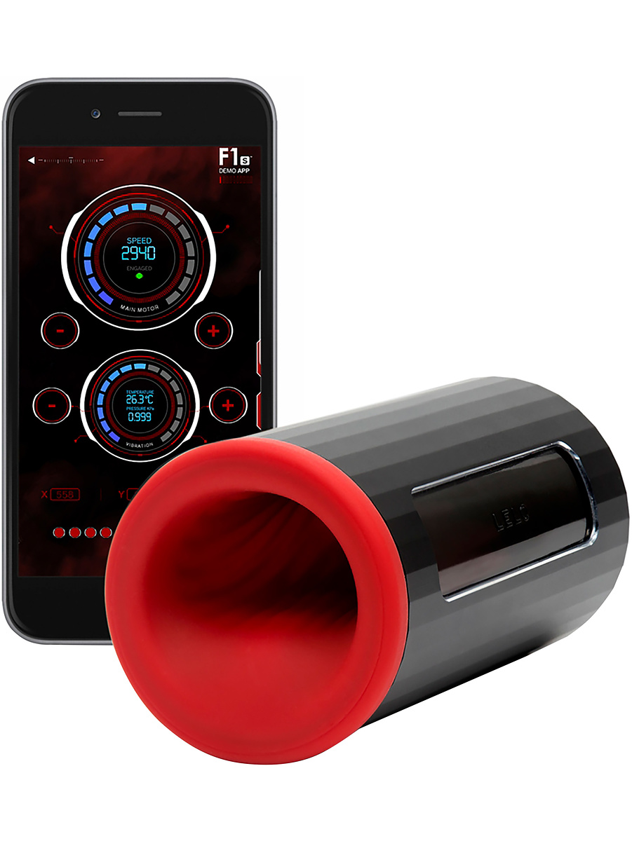 LELO: F1s Developer's Kit Red