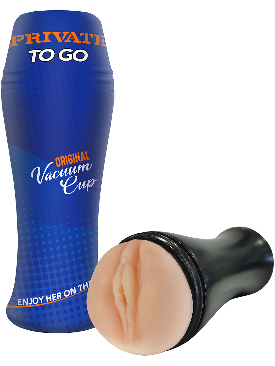 Private To Go: Original Vacuum Cup, Pussy